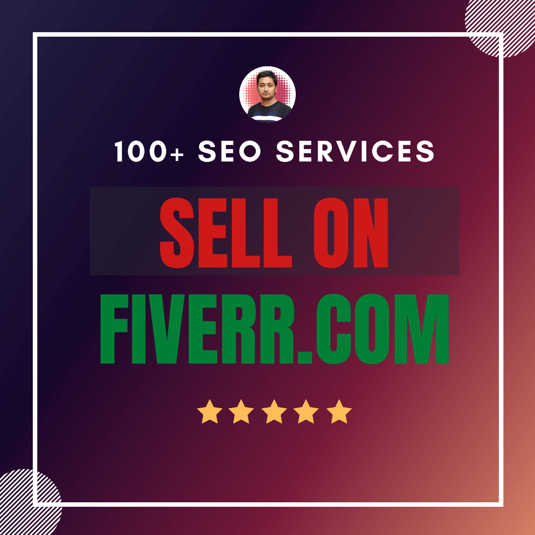 seo service sell on fiverr